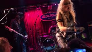 DORO WHEN EAST MEETS WEST LIVE AT BB KINGS NEW YORK