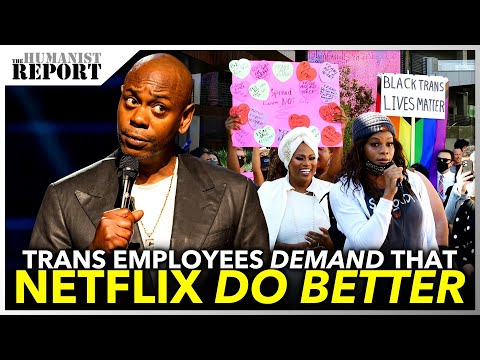 Netflix's Trans Employee Walkout Gets Trolled by Dave Chappelle's Edgelord Fans