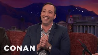 """Game Of Thrones"" Is Too Intense For Tony Hale  - CONAN on TBS - Video Youtube"