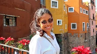 FIRST IMPRESSIONS OF GUANAJUATO!- Mexicos Most Beautiful City? (Mexico Travel Vlog)