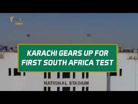 NSK gears up for first South Africa Test