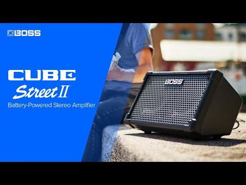 land Cube Street 2 Red - Amplificator Portabil Chitara, Voce