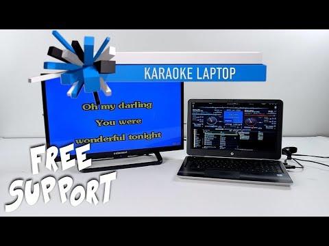 Laptop Karaoke System | BEST Karaoke System | Karaoke Software | Lightyearmusic (800) 557-7464 ✅