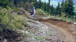 preview picture of video 'Freeride/Downhill - Schladming/Planai'