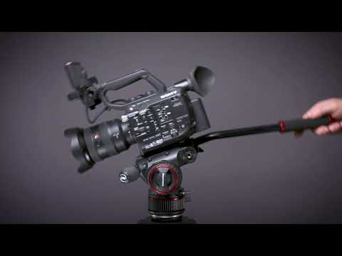 How to counterbalance your camera on the Manfrotto Nitrotech Fluid Video Heads