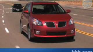 Pontiac Vibe 2009 - 2010