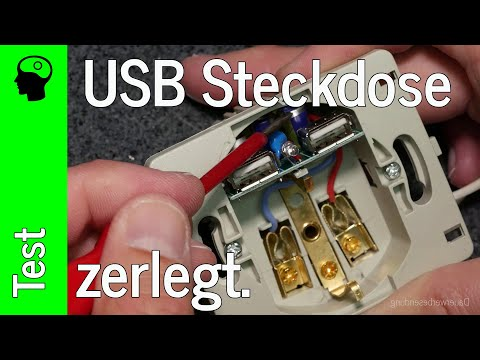 Schrott oder Top: USB Steckdose von Aliexpress