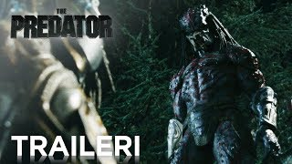 The Predator trailer