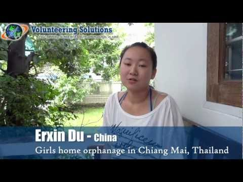 Thailand Orphanage Volunteer Program Review with Volunteering Solutions