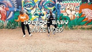 Joeboy   Baby (Official Dance Video 2019)