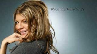 Mary Jane Shoes - Fergie