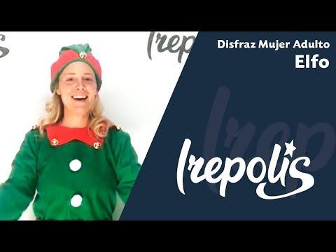 Disfraz de Elfo Navidad