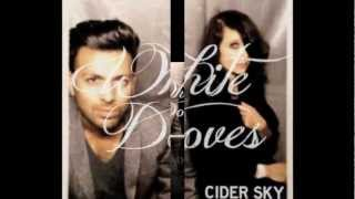 White Doves - Cider Sky