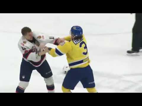 Jake Kustra vs. Tanner Sidaway