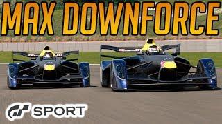 Gran Turismo Sport: Maximum Downforce Racing