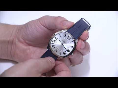 Cartier Drive Extra-Flat Watch Review | aBlogtoWatch