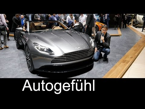 Aston Martin DB11 REVIEW Exterior/Interior