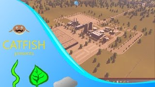 Cities: Skylines - Not Quite London [PART 2] - Going Nuclear