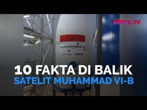 10 Fakta Di Balik Satelit Muhammad VI-B