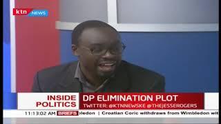 Inside Politics: DP elimination plot