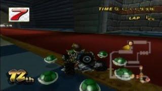 Mario Kart Wii - Lucky 7 Item?