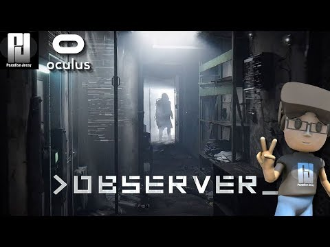 This game used to work in VR and it was amazing! :: Observer General