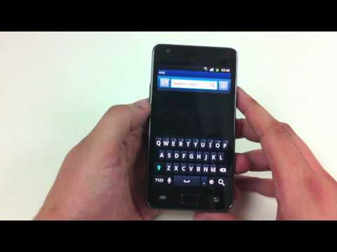 Samsung Galaxy S 2 i9100 review.