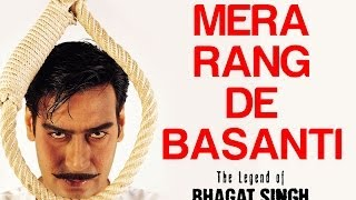 Mera Rang De Basanti - The Legend Of Bhagat Singh | Sonu Nigam & Manmohan Waris | A. R. Rahman  IMAGES, GIF, ANIMATED GIF, WALLPAPER, STICKER FOR WHATSAPP & FACEBOOK