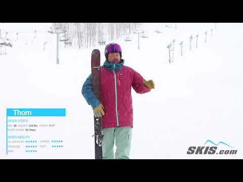 Video: Rossignol Blackops Escaper Skis 2021 21 50