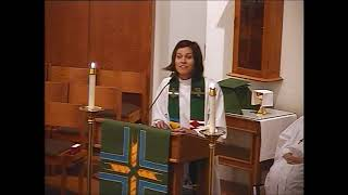 Hope Lutheran Cranberry - June 10, 2018 - Pastor Amy Michelson