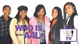Meet Christian singing group A4L!