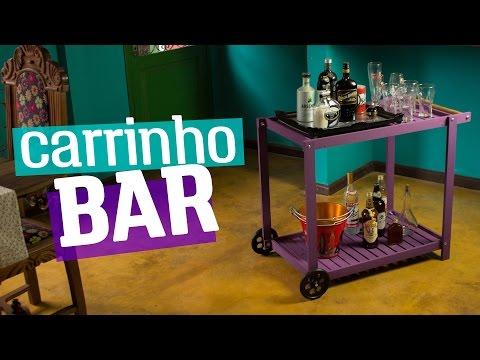 Carrinho bar maravilhoso