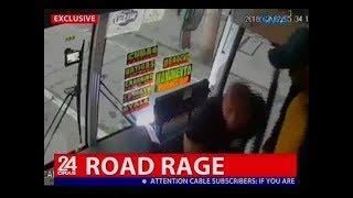 Bus driver, sinugod at binugbog ng lalaking nakasingitan niya umano sa kalsada