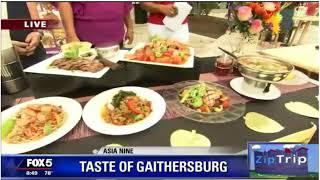 Fox 5 clip with Zip Trip Gaithersburg