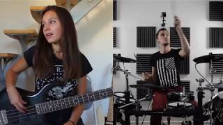 Preview | Arctic Monkeys - Fluorescent Adolescent (Cover by Quentin Brodier & Chloé)