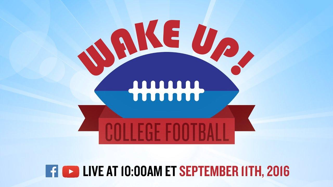 Wake Up College Football - Week 2 Recap thumbnail