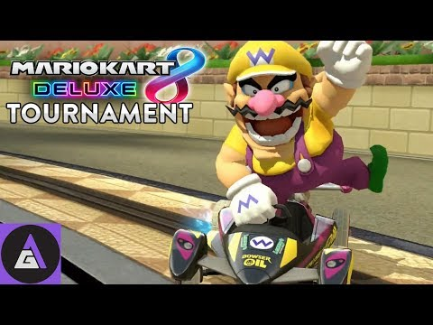 WHO'S THE BEST???   Game Attack's Mario Kart 8 Deluxe Community Tournament!