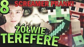 Minecraft Terefere #8 - SCREAMER W MINECRAFT!! PRANK!