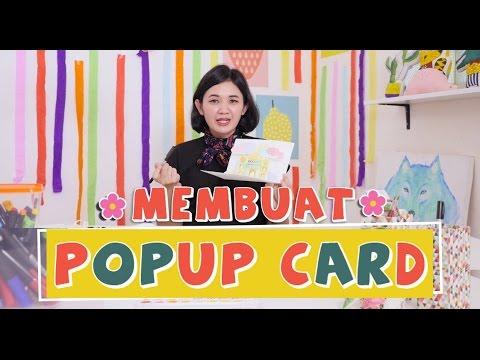 Video Easy And Simple Ramadhan Pop up Card Tutorial | MARTHA PURI | 1001 Inspirasi Ramadhan