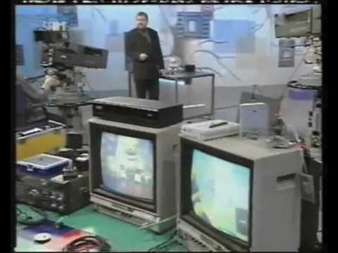 2001-12 WDR COMPUTERCLUB REPORT - Funkübertragung, Amateurfunk, Fernstuerung