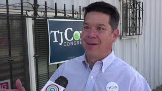 Midterms 2018: California's TJ Cox on Election Day