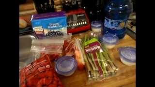 HCG Diet: What I eat (day 6 down 10lbs)