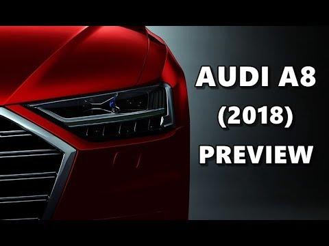 2018 Audi A8 Preview