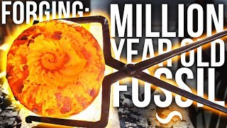 FORGING A MILLION YEAR OLD FOSSIL!!!