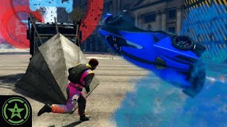 Things to Do In GTA V - Extreme Footrace