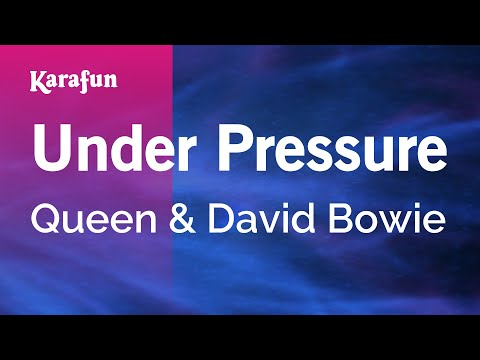 Karaoke Under Pressure - Queen *