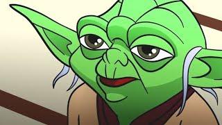 Звёздные войны Силы Судьбы (shorts) Эпизод 10 - Обучать тебя я буду | Disney Star Wars | Shorts