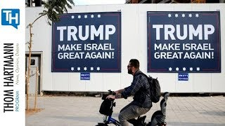 Will The World Turn on The United States Over Palestine? (w/Guest Luke Vargas)