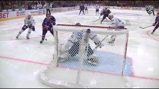 Ivan Morozov first KHL goal