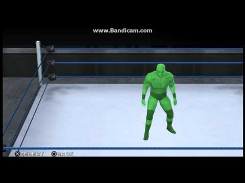 Download WWE SVR 11 Sin Cara Moveset HD Mp4 3GP Video and MP3